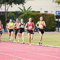 C Div Girls 800m