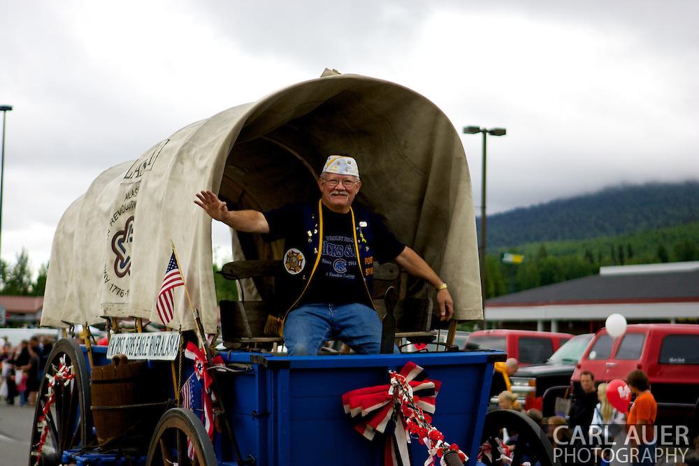 2010 Bear Paw 5k Race and Parade in Eagle River, Alaska