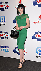 Capital's Summertime Ball with Vodafone at Wembley Stadium, Wembley on Saturday 6 June 2015