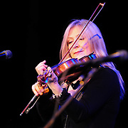 Mairéad Ní Mhaonaigh of Altan performs at The Music Hall in Portsmouth, NH