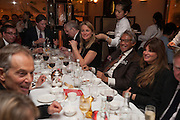 TONY BLAIR; PRINCE ANDREW; MRS. HOWARD BARCLAY; SIR DAVID TANG; JEMIMA KHAN, Chinese New Year dinner given by Sir David Tang. China Tang. Park Lane. London. 4 February 2013.