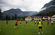 Day 4 of Dundee FC pre-season training camp in Obertraun, Austria<br /> <br />  - &copy; David Young - www.davidyoungphoto.co.uk - email: davidyoungphoto@gmail.com