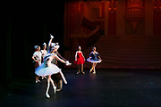 Dance Wisconsin members perform during their dress rehearsal of New Works at Mitby Theater at Madison Area Technical College in Madison, Wisconsin on October 6, 2017. <br /> <br /> www.bethskogen.com