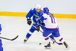 Bizjak Maja of Slovenia during hockey match between Slovenia and Great Britain in IIHF World Womens Championship, Division II, Group A, on April 4, 2018 in Ledena dvorana Maribor, Maribor, Slovenia. Photo by Ziga Zupan / Sportida
