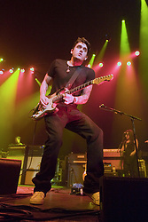John Mayer on stage at the O2 Academy Glasgow..©2008 Michael Schofield. All Rights Reserved.