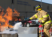 Fire Training for Duane Arnold