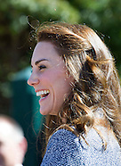 KATE Middleton Opens Magic Garden, Hampton Court