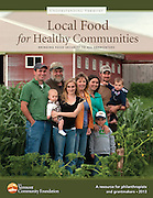 The Longway Family, Swanton, Vermont, Vermont Community Foundation Cover