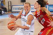 DESCRIZIONE : Ortona Italy Italia Eurobasket Women 2007 Italia Spagna Italy Spain <br /> GIOCATORE : Francesca Zara <br /> SQUADRA : Nazionale Italia Donne Femminile <br /> EVENTO : Eurobasket Women 2007 Campionati Europei Donne 2007 <br /> GARA : Italia Spagna Italy Spain <br /> DATA : 29/09/2007 <br /> CATEGORIA : Penetrazione <br /> SPORT : Pallacanestro <br /> AUTORE : Agenzia Ciamillo-Castoria/S.Silvestri <br /> Galleria : Eurobasket Women 2007 <br /> Fotonotizia : Ortona Italy Italia Eurobasket Women 2007 Italia Spagna Italy Spain <br /> Predefinita :