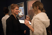 VERA BARDO; SVETLANA SHEBA; , Private view of the Taylor Wessing Portrait prize, National Portrait Gallery, London.  15 November 2016