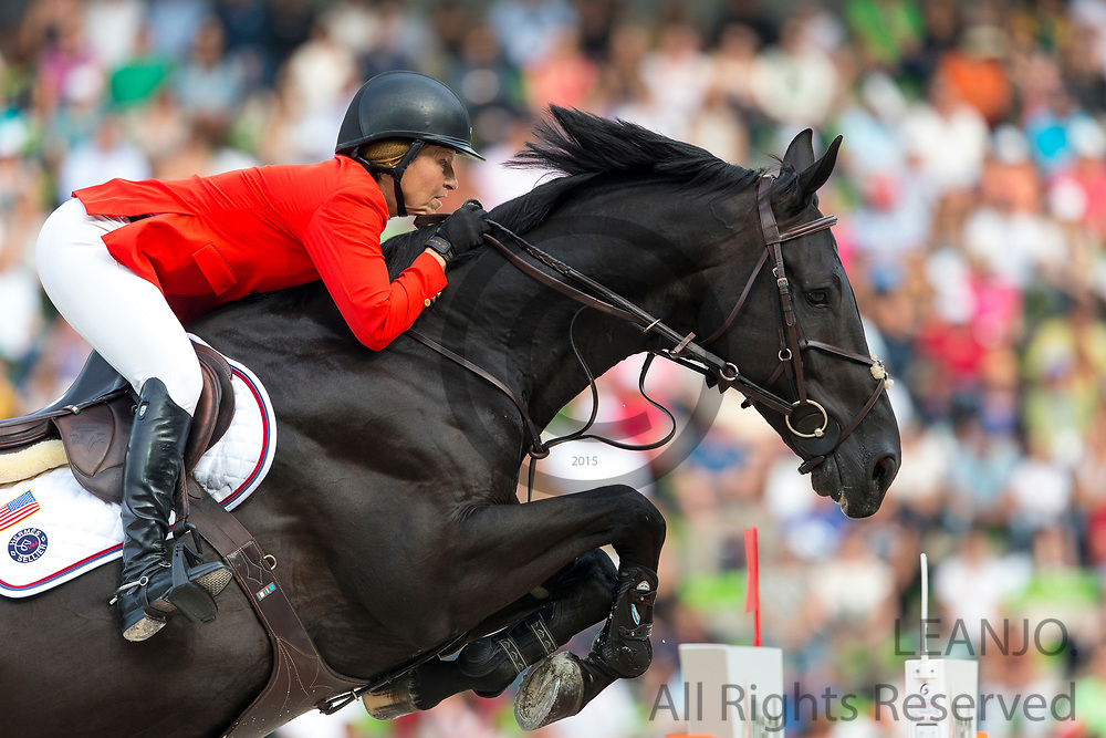 Beezie Madden - Cortes C<br /> Alltech FEI World Equestrian Games&trade; 2014 - Normandy, France.<br /> &copy; DigiShots