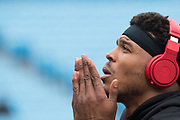 December 17, 2017: Carolina Panthers vs the Greenbay Packers. Cam Newton