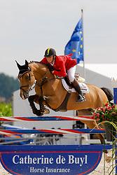 Verlooy Jos (BEL) - Tia Maria<br /> European Championship Childern - Moorsele 2009<br /> © Hippo Foto - Dirk Caremans