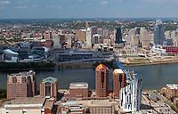 Cincinnati Skyline from Covington