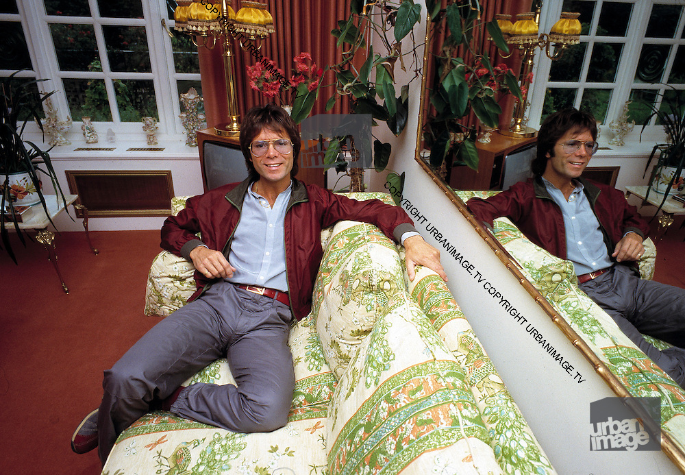 Cliff Richards at Home in Surrey