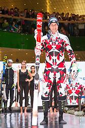 09.10.2015, Europapark, Salzburg, AUT, Praesentation der OeSV Winterkollektion, ??, im Bild Otmar Striedinger // during Fashion Show of the Presentation of OeSV winter collection of Austrian Ski Federation OeSV at the Europapark in Salzburg, Austria on 2015/10/09. EXPA Pictures © 2015, PhotoCredit: EXPA/ Johann Groder