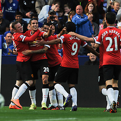Leicester v Man United | Premier League | 21 September 2014