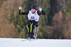 YAROVYI Maksym, UKR at the 2014 IPC Nordic Skiing World Cup Finals - Sprint