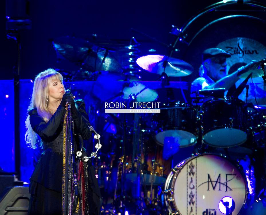 AMSTERDAM - sold out concert by Fleetwood Mac in the Ziggo Dome, Drums: Mick Fleetwood<br /> Guitar Lindsey Buckingham<br /> Keys Christine McVie<br /> Bass John McVie<br /> singing Stevie Nicks , uitverkocht concert van Fleetwood Mac in de Ziggo Dome,<br /> <br /> Drums: Mick Fleetwood<br /> Gitaar Lindsey Buckingham<br /> toetsen Christine McVie<br /> bas John McVie<br /> zang Stevie Nicks <br /> COPYRIGHT ROBIN UTRECHT