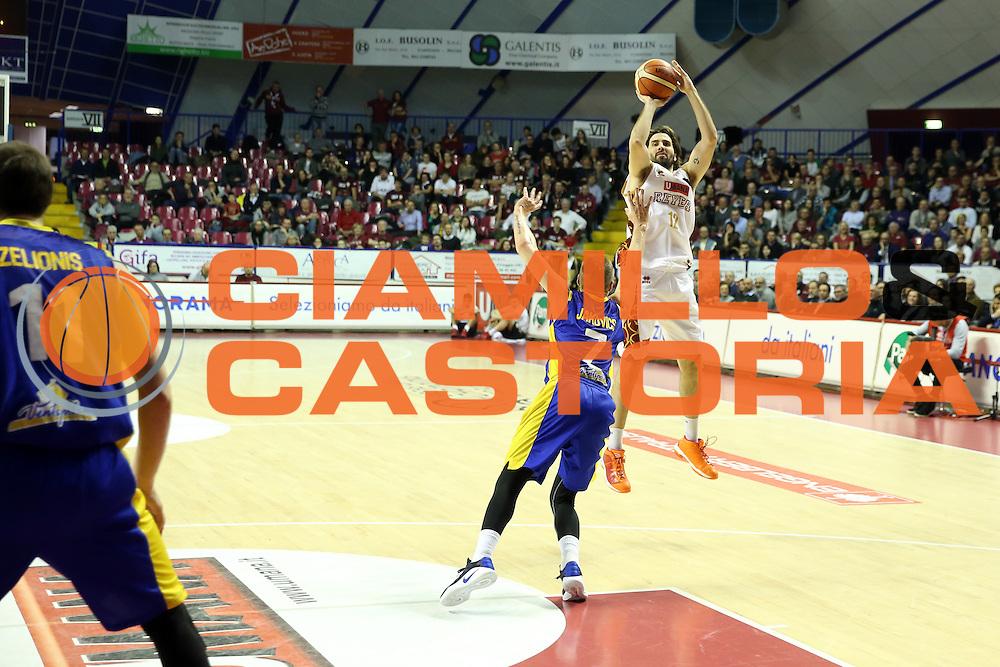 Filloy Ariel<br /> Umana Reyer Venzia vs BK Venspils<br /> Basketball Champions League 2016/2017<br /> Venezia, 22/02/2017<br /> Foto Ciamillo-Castoria/A. Gilardi