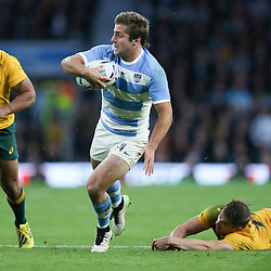 Australia v Argentina | Rugby World Cup | 25 October 2015