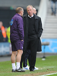 Steve McClaren Manager Derby County, Derby County v Reading, FA Cup 5th Round, The Ipro Stadium, Saturday 14th Febuary 2015