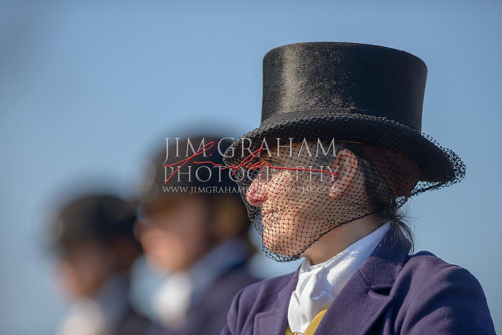 Judith Gartland of Cochranville, Pennsylvania.  Photograph by Jim Graham
