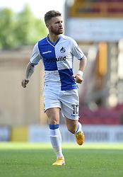 Matt Taylor of Bristol Rovers - Mandatory by-line: Alex James/JMP - 17/09/2016 - FOOTBALL - Coral Windows Stadium - Bradford, England - Bradford City v Bristol Rovers - Sky Bet League One