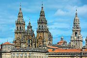 Catedral de Santiago de Compostela, Roman Catholic cathedral complex in Galicia, Northern Spain