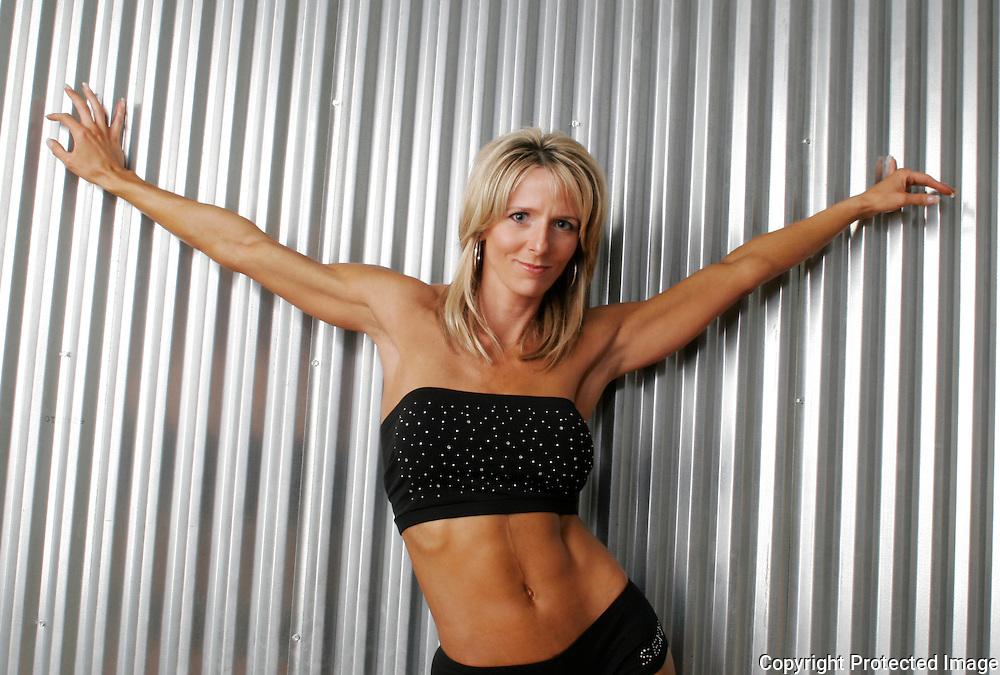 Female model photography