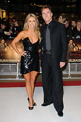 Ola Jordan arrives at the The Twilight Saga: Breaking Dawn - Part 1 film premiere at Westfield, London, Wednesday Novmber 16, 2011. Photo by i-images
