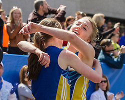 BAA Invitational Road Mile, Scholastic Girls Mile,