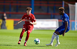 LONDON, ENGLAND - Saturday, September 29, 2018: Liverpool's Nico Williams during the Under-23 FA Premier League 2 Division 1 match between Chelsea FC and Liverpool FC at The Recreation Ground. (Pic by David Rawcliffe/Propaganda)