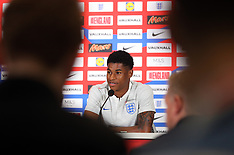 England Press Conference - 19 June 2018