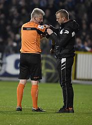 December 23, 2018 - France - referee Christof Dierick (Credit Image: © Panoramic via ZUMA Press)