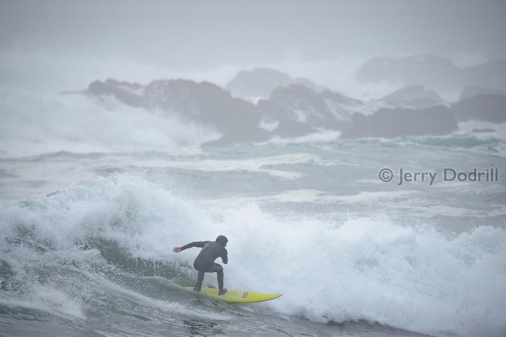 Northern California Surfing, December 2015