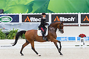 Valentina Truppa - Fixdesign Eremo del Castegno<br /> Alltech FEI World Equestrian Games™ 2014 - Normandy, France.<br /> © DigiShots
