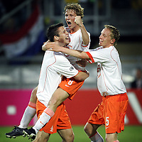 kerkrade , 15-06-2005 nederland - australie world youth championship nexxt2005