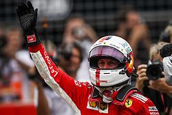 July 21, 2018 - Hockenheim, Germany - Motorsports: FIA Formula One World Championship 2018, Grand Prix of Germany, .#5 Sebastian Vettel (GER, Scuderia Ferrari) (Credit Image: © Hoch Zwei via ZUMA Wire)