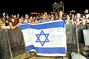 Israel, Tel Aviv, a demonstration for the release of Gilad Shalit July 2009