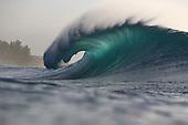 Scenic waves