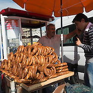 Turkey. Istambul. Karakoy Meydani area. / quartier de karakoy