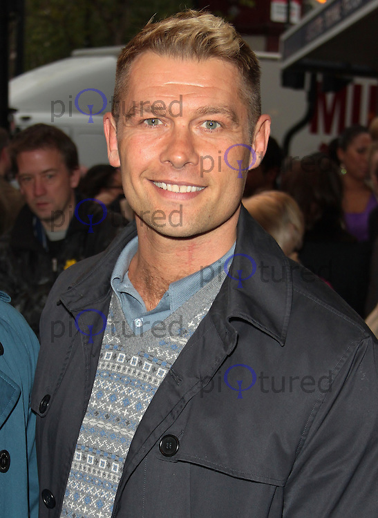 LONDON - MAY 18: John Partridge at the Press Night for Abigail's Party at Wyndham's Theatre