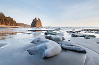 Split Rock Rialto Beach, Olympic National Park Washington