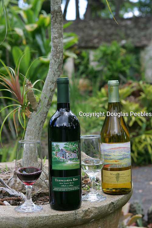 Tedeschi Winery, Ulupalakua, Maui, Hawaii<br />