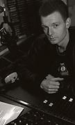 Stu Allen, Radio DJ, Manchester, 1990s