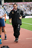Photo: Rich Eaton.<br /> <br /> Aston Villa v Newcastle United. The Barclays Premiership. 27/08/2006. Manager of Aston Villa Martin O'Neill