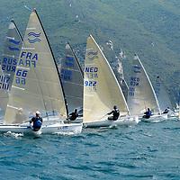 Campionato del mondo Finn Master Torbole 2016