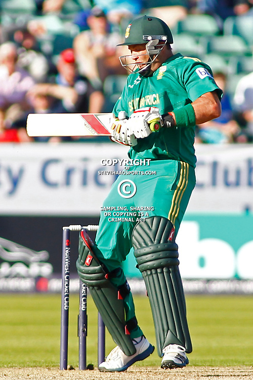 08/09/2012 Durham, England. Jacques Kallis during the 1st Nat West t20 cricket match between  England and South Africa and played at Emirate Riverside Cricket Ground: Mandatory credit: Mitchell Gunn