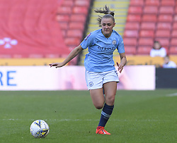 February 23, 2019 - Sheffield, England, United Kingdom - Georgia Stanway (Manchester City) in action during the  FA Women's Continental League Cup Final  between Arsenal and Manchester City Women at the Bramall Lane Football Ground, Sheffield United FC Sheffield, Saturday 23rd February. (Credit Image: © Action Foto Sport/NurPhoto via ZUMA Press)